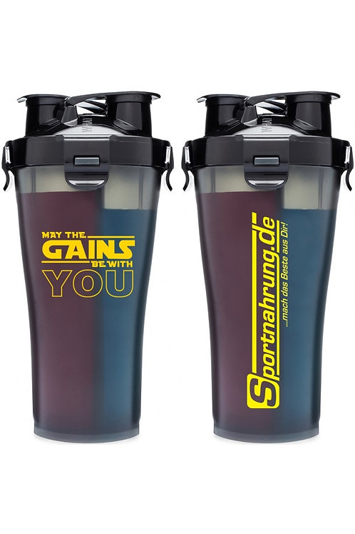 """""""May the Gains be with you"""" Edition HydraCup Shaker"""