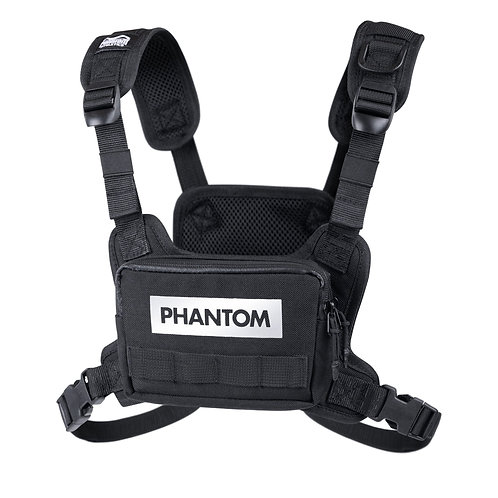 CHEST BAG TACTIC - PHANTOM ATHLETICS