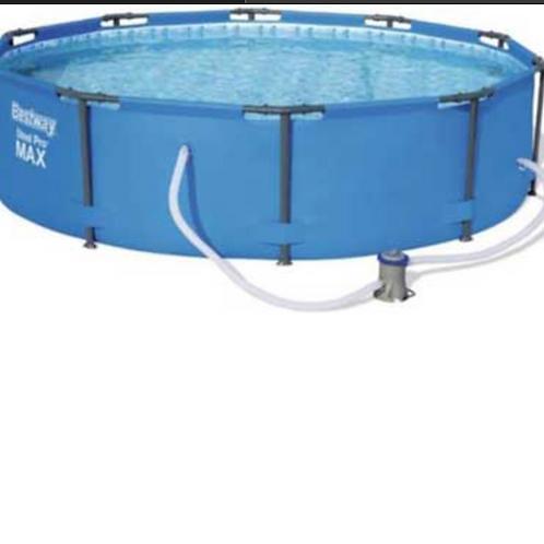 Steel Pool Max
