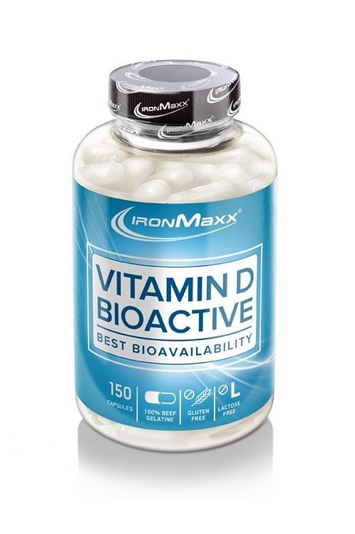 IronMaxx Vitamin D Bioactive