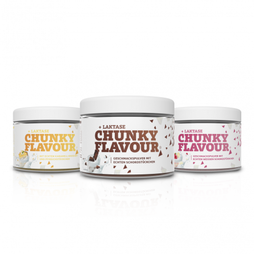 More Nutrition Chunky Flavour BUNDLE