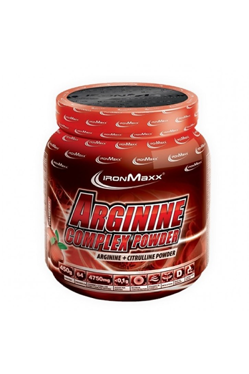 IronMaxx Arginine Complex Powder Cranberry