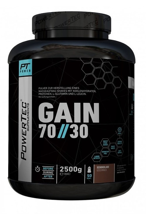 powerTec 70/30 Gain Complete+