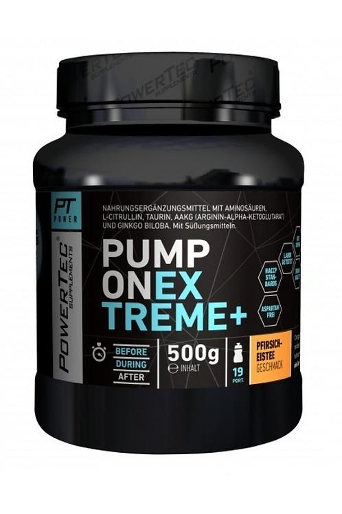 PowerTec Pump on Extreme+