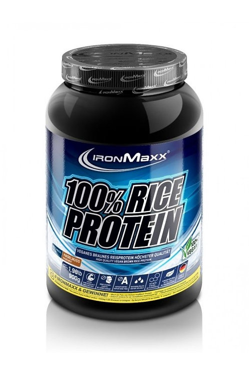 IronMaxx 100% Rice Protein