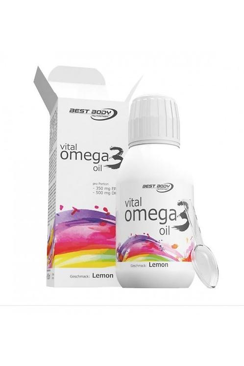 Best Body Nutrition Vital omega 3 oil