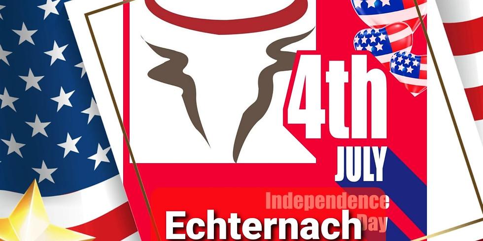 4th July Independence Echternach