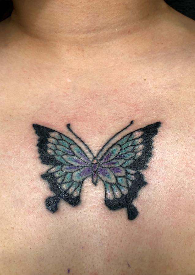 蝶々(chou)