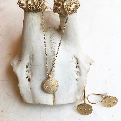 Hanka Gold Necklace