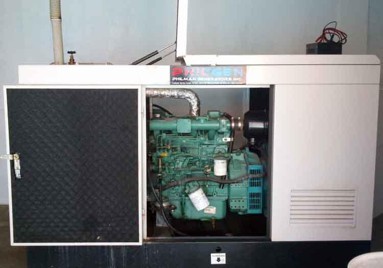 25kVA Generator Set