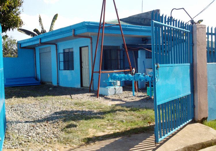Munsayac Pumping Station