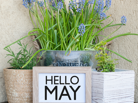 May Day Peeps!