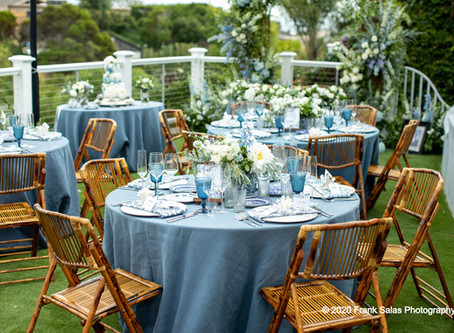 A Timeless, Coastal Chic Wedding