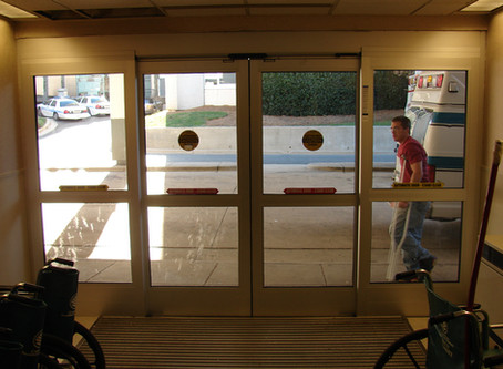 Harden Security with Bullet Proof Glass before the next Hospital Shooting…
