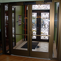 Jeweler Entrance