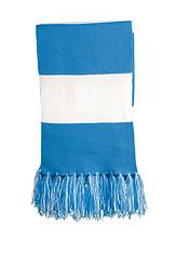Carolina Blue/White