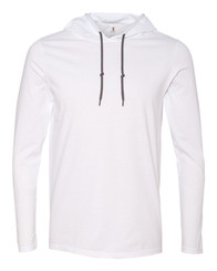 Lightweight Hooded Long Sleeve T-Shirt