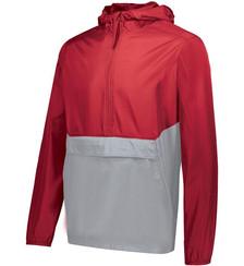 Scarlet/Athletic Grey