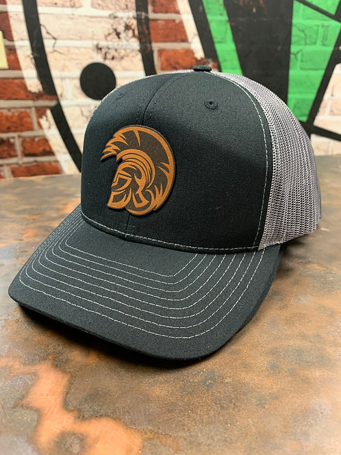 East Central - Leather Patch Trucker