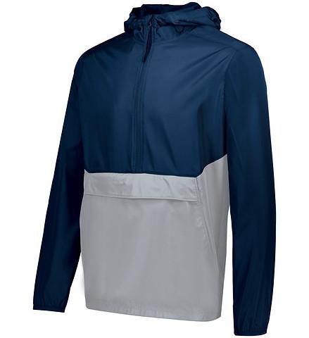 Navy/Athletic Grey