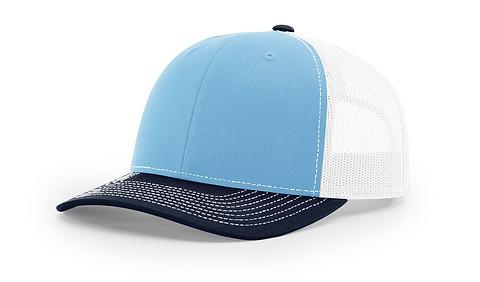 Columbia Blue/White/Navy
