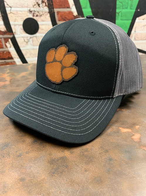 Lawrenceburg - Leather Patch Trucker