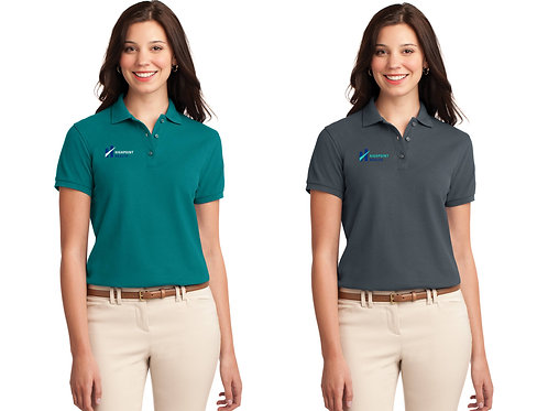 L500 Ladies Silk Touch™ Polo.