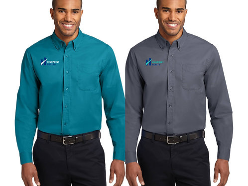 S608 Port Authority® Long Sleeve Easy Care Shirt.