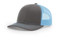 Charcoal/Columbia Blue