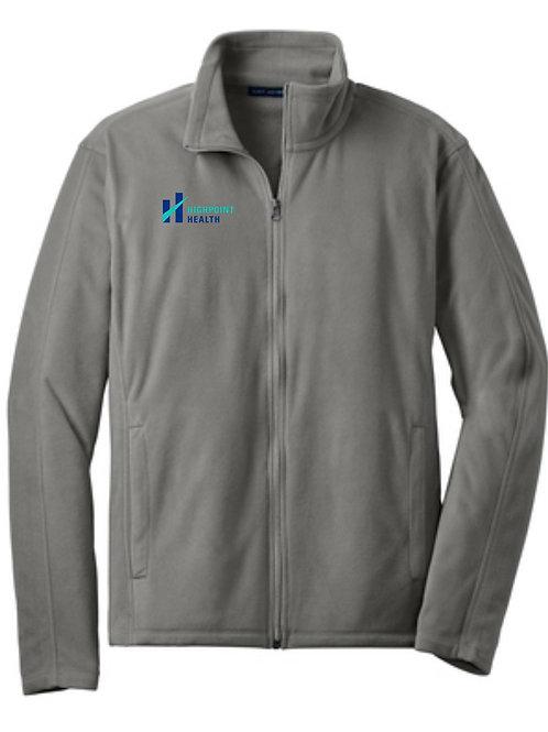 F223 7.5oz Port Authority Microfleece Jacket