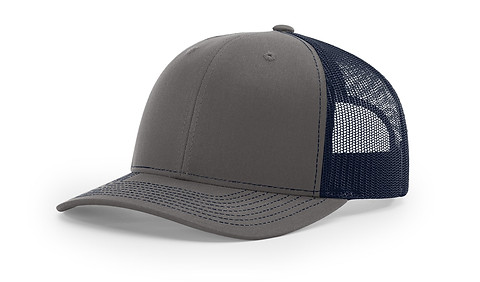 Charcoal/Navy