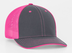 Graphite/Pink