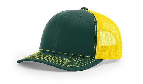 Dark Green/Yellow