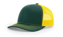 Dark Green/Yellow