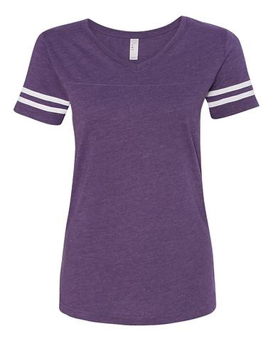 Vintage Purple/White