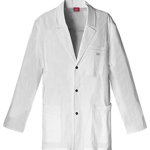"""Dickies GenFlex Men's31"""" Men's Snap Front Lab Coat"""