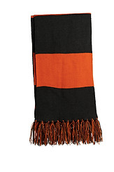 Black/Deep Orange