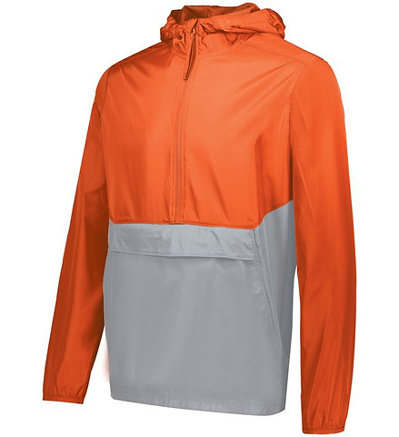 Orange/Athletic Grey