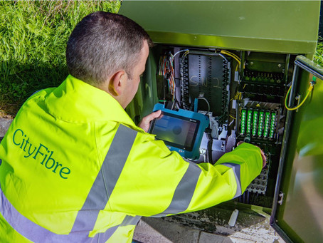 CityFibre Begins FTTP Broadband Rollout to Homes in Chester