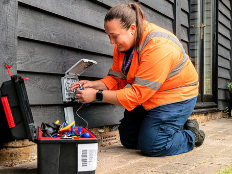 Openreach Name 51 UK Areas for Copper Phone to Fibre Switch inc. parts of CWAC