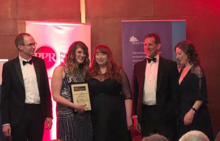 Winners Announced - National Paralegal Awards 2019