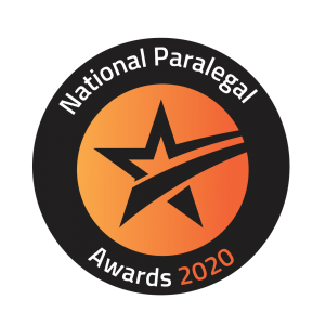 National Paralegal Awards 2020