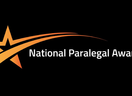 National Paralegal Awards 2019 – Finalists announced