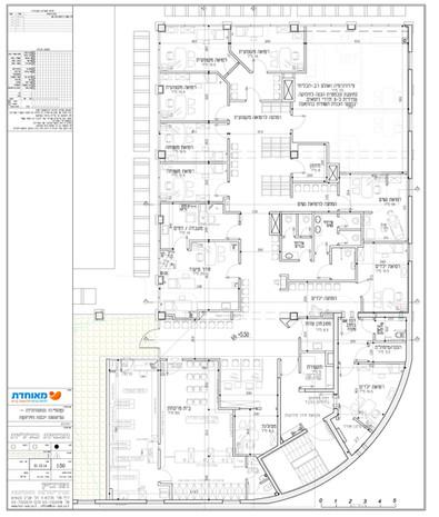 """מרפאה בשכונת """"יבנה הירוקה"""", כ-500 מ""""ר במרכז מסחרי חדש"""