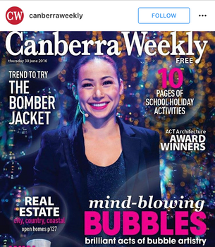 Canaberra Weekly