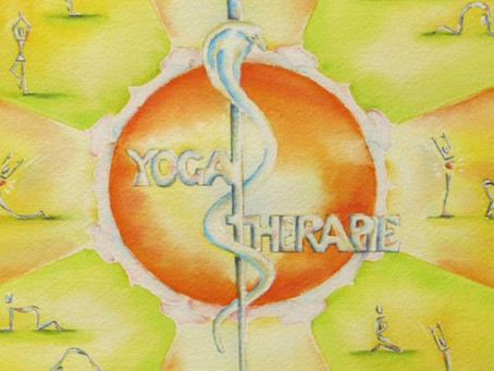 Yoga therapie class of Villeret starts in August 2019