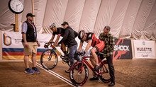 Bicycle Racing and Stem Cells