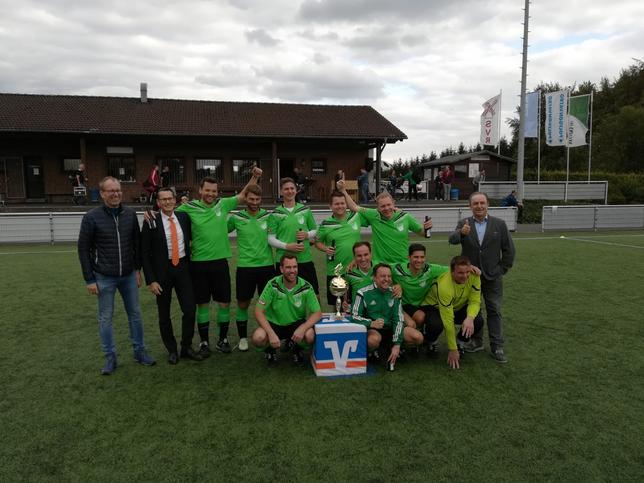 Altliga - Gemeinde - Pokal - Sieger !!!!!