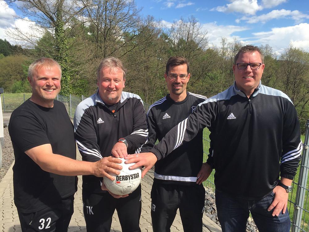 Trainerteam  JSG Gerlingen/Möllmicke 2017/2018