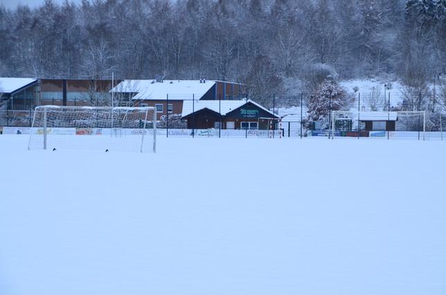 Winterpause, Fußball hat Ruh